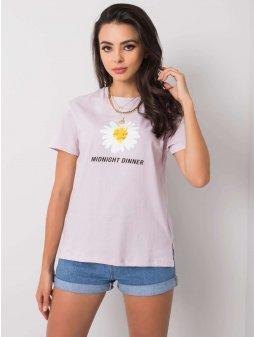 pol pl Liliowy t shirt z aplikacja Betsy 360935 2