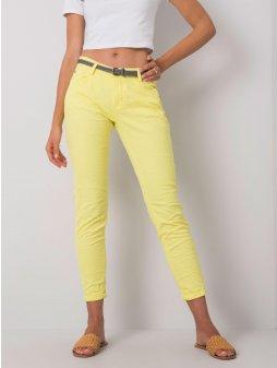 pol pl Zolte spodnie Rabella 361071 2