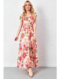 kopertowa sukienka maxi z szyfonu (2)