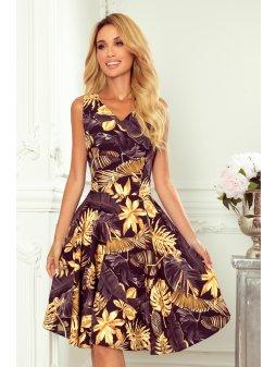 114 13 rozkloszowana sukienka 11443