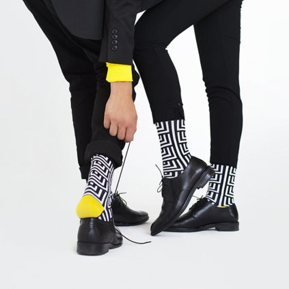 Ponožky CUBIST