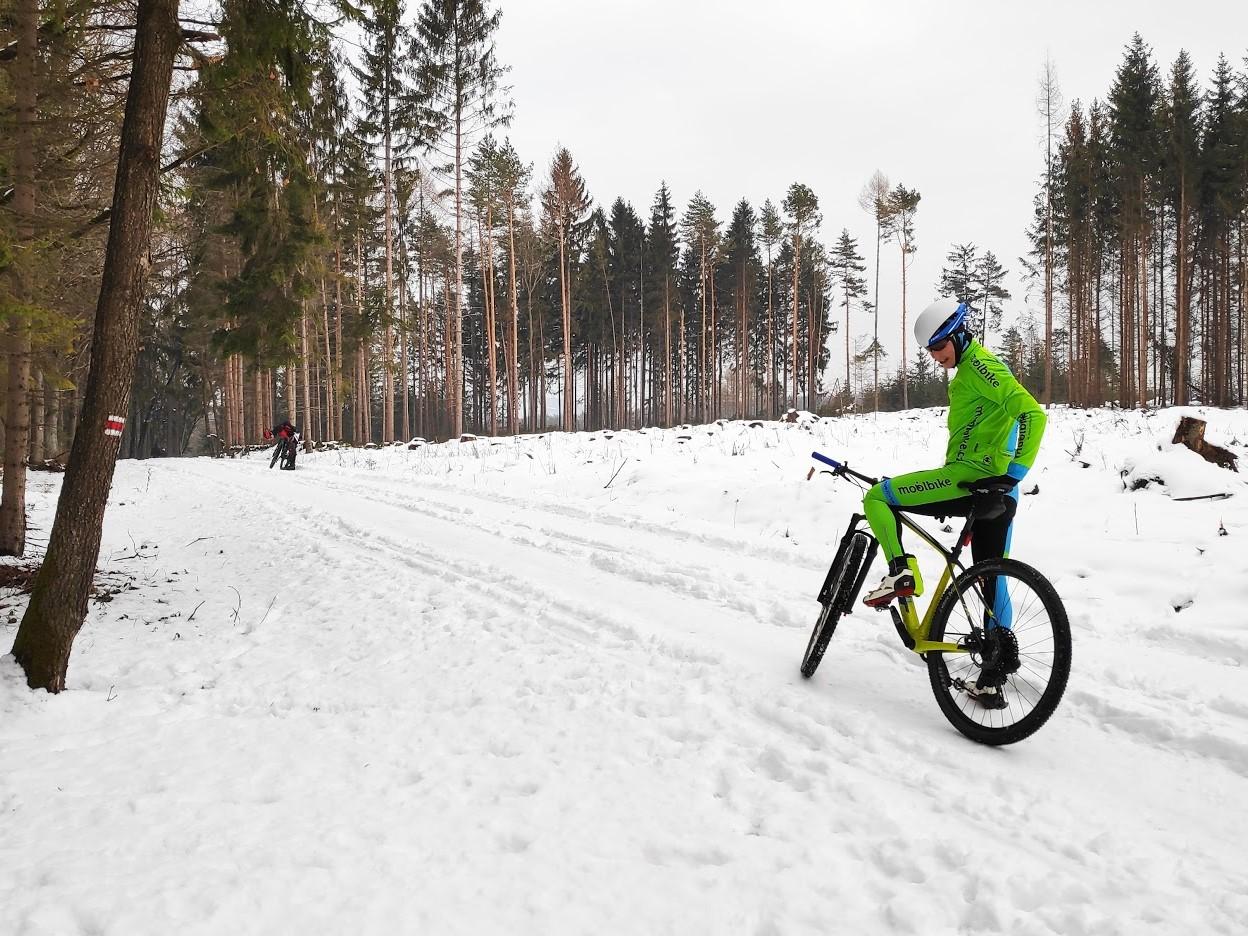 Jak vybrat zimní oblečení na kolo