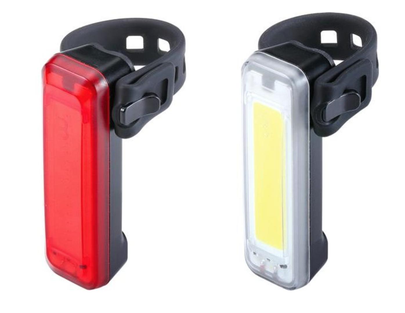 Jak vybrat světla na kolo