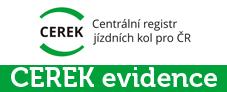 Databáze ukradených kol Cerek