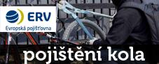 Pojištění kola ERV