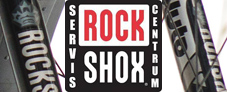 Rock Shox servis centrum Olomouc
