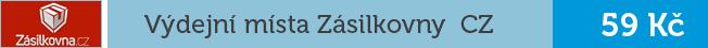 Osobní odběr Zasilkovna