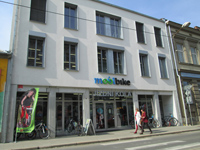 Cyklo prodejna Olomouc