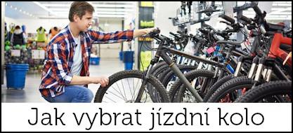 Jak vybrat jízdní kolo