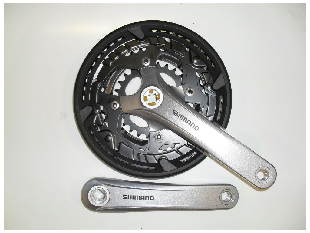 Kliky Shimano FC-T3010 48/38/28 170mm
