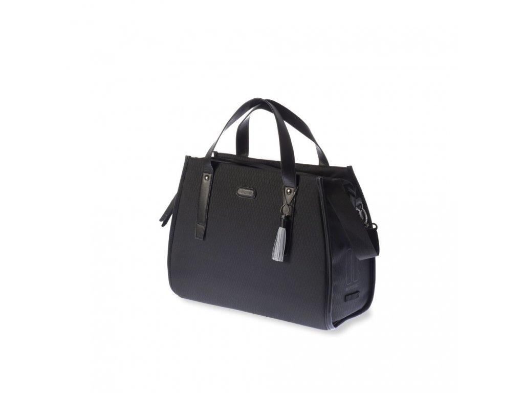 Brašna na nosič Basil Noir Business Bag jednostr.