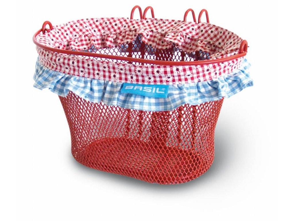 Košík na řidítka Basil Jasmin-Farm-Basket