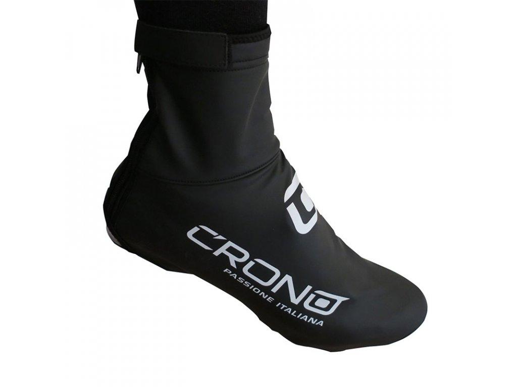 Návleky na tretry CRONO Winter Shoe Cover Black