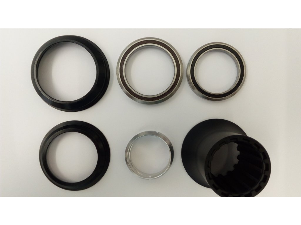 Hlavové složení Koga TAPERED, 44/50 - 41/46,8mm
