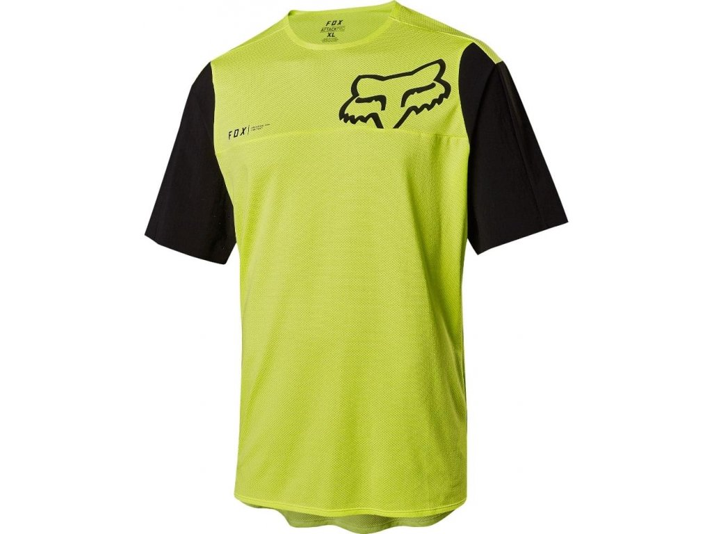 Dres FOX Attack Pro SS yellow/black