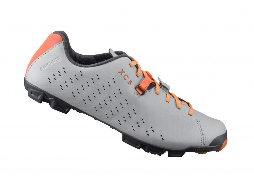 SH XC500 GRAY ORANGE Side 1Standard