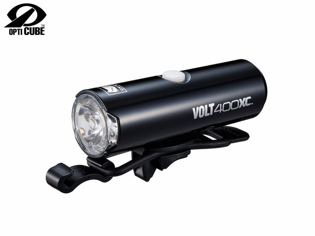 Světlo přední CATEYE Volt400xc
