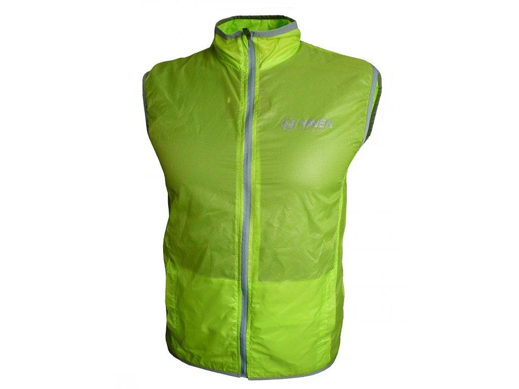 1 Featherlite Vest green