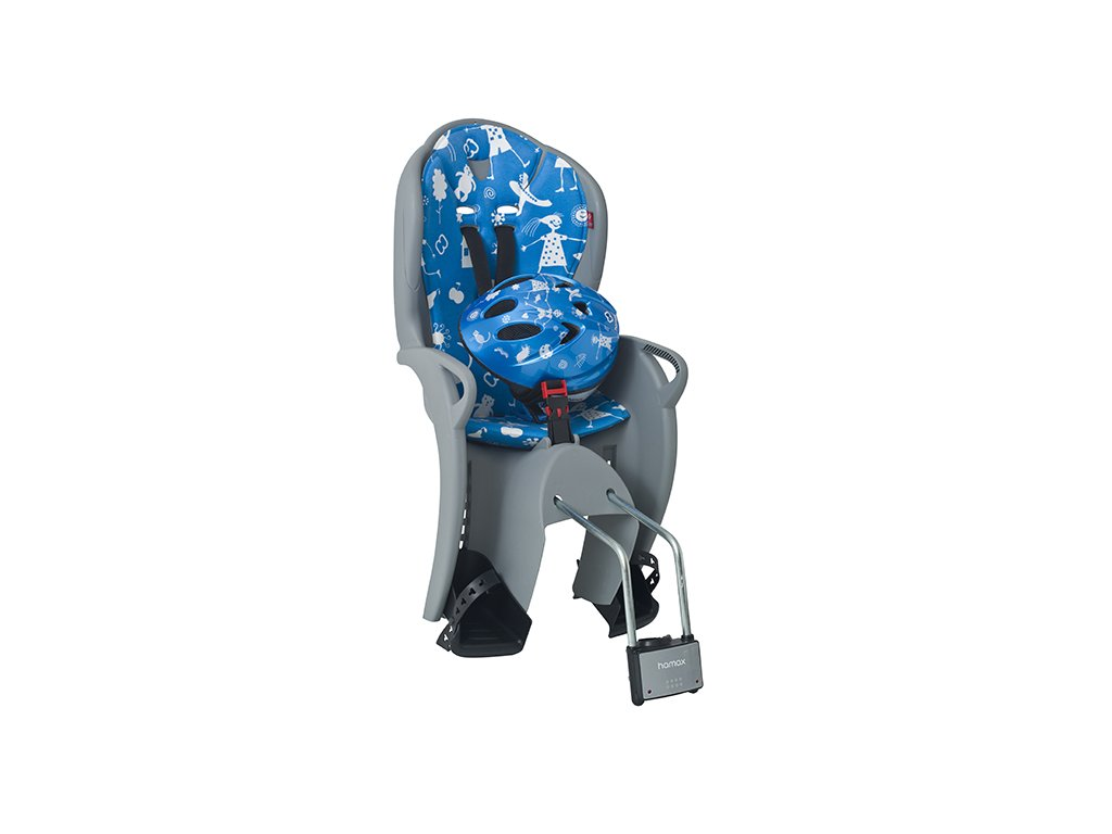 Hamax kiss safety package blue