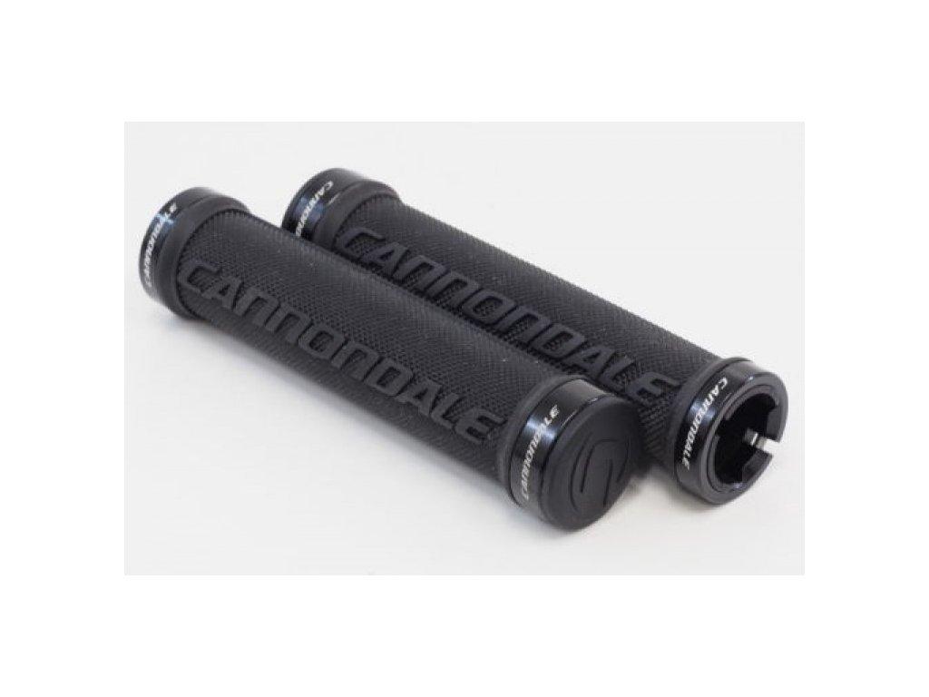 new cannondale dual locking grips 142mm length 29mm diameter black 4dd19f7bfc7490e26b083cc0f0768fe2