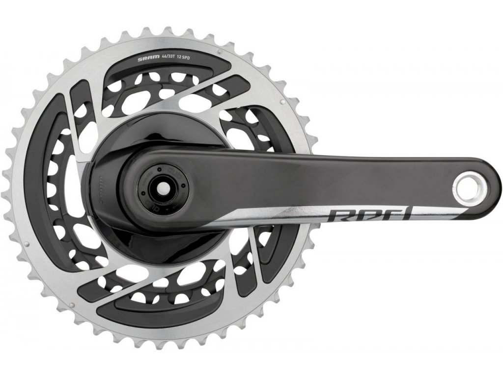 SRAM Red DUB 2x12 speed Crankset black 175 0 mm 33 46 68745 248600 1549460261