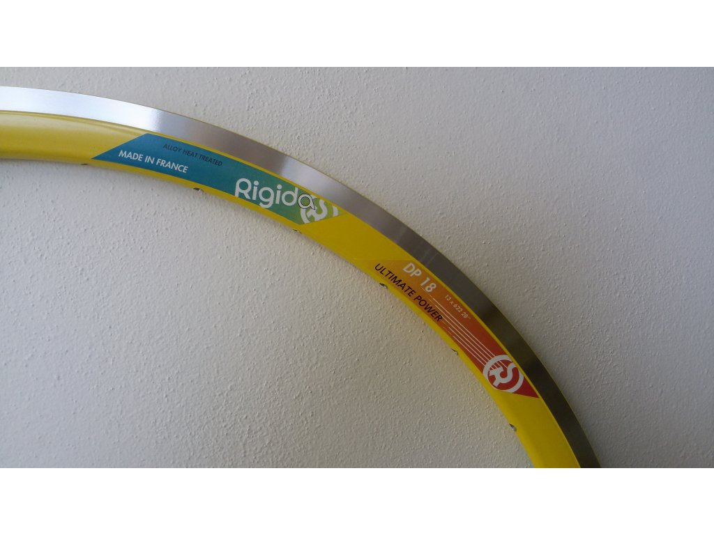 Ráfek Rigida DP 18 622x13, 36děr
