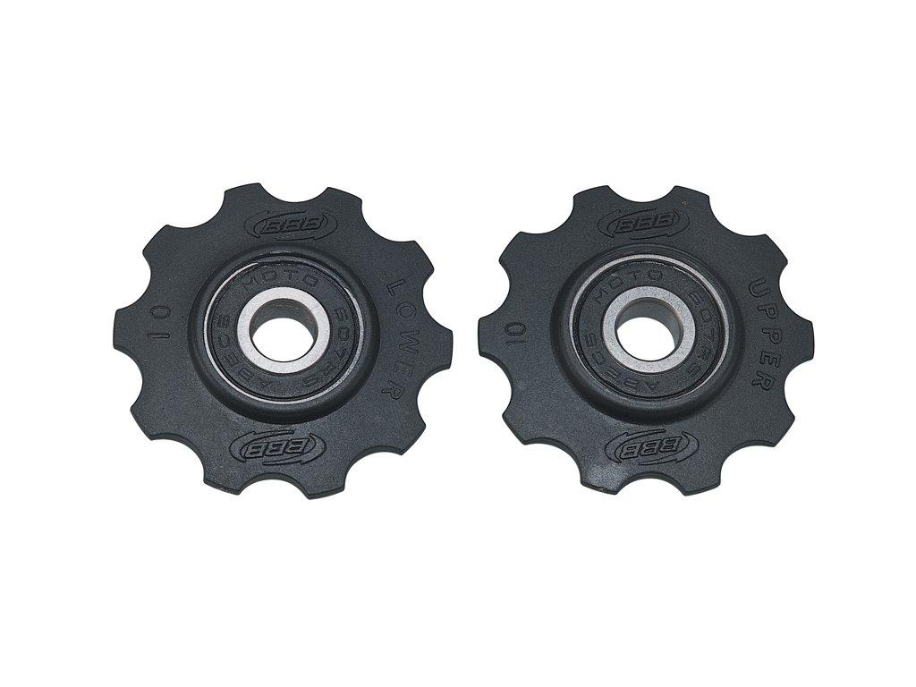 Kladka BBB BDP-01 RollerBoys 10T černé