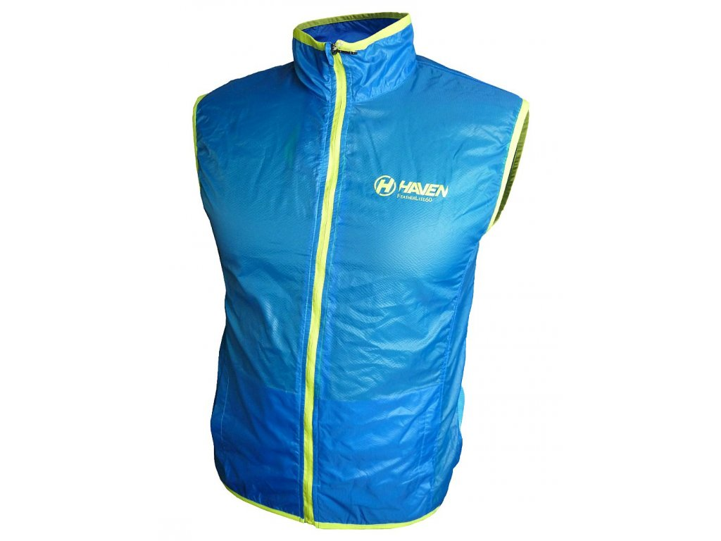 1 Featherlite Vest blue