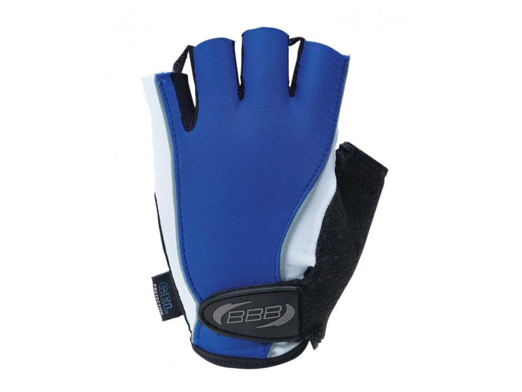lrg cyklisticke rukavice bbb bbw 27 ladyzone modre