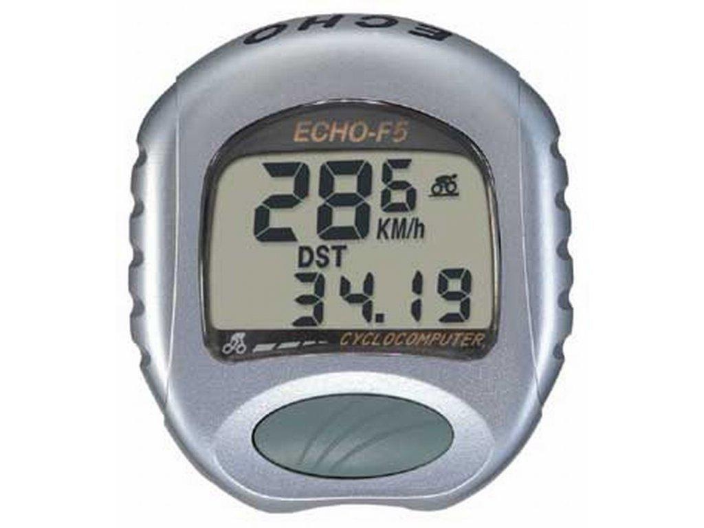Cyklocomputer Echowell ECHO F5