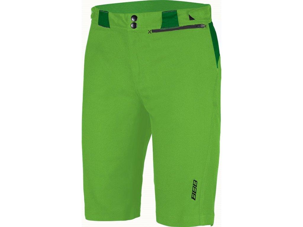 Kraťasy BBB BBW-310 Element zelené