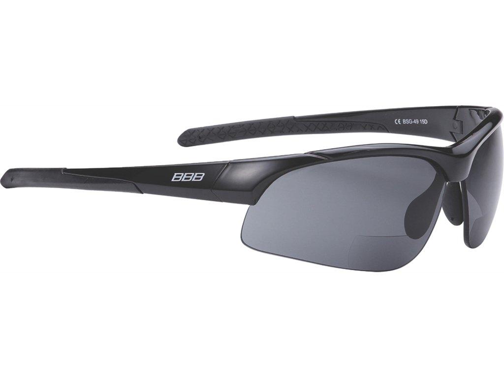 Cyklistické brýle BBB  BSG-49 Impresse Reader na dalekozrakost