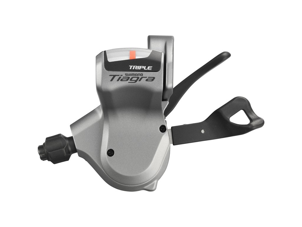 shimano sl 4603 10 speed triple rapidfire shift levers for flat bars EV173773 7500 1