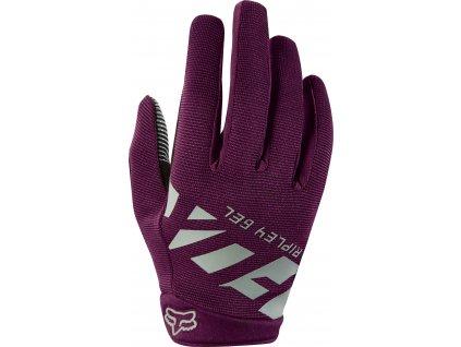 fox womens ripley gel glove 1