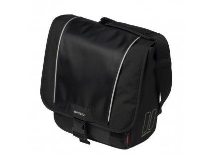 Brašna na nosič Basil Sport Design Commuter černá