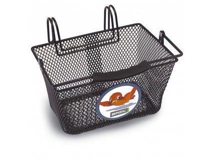 Košík na řidítka Basil Tivoli s madlem