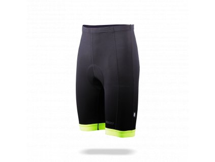 10920 bbw 214 powerfit shorts black neon yellow front45 2906921442