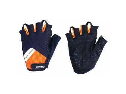 gloves bbb bbw 41 highcomfort blackorange