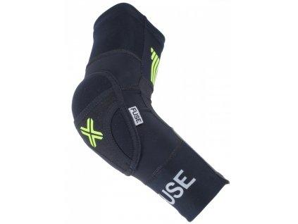 Chránič loktů BMX FUSE Omega black