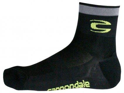 19541 ponozky cannondale cfr sock ca7316m black