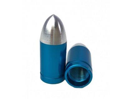 Čepička ventilku CC. / Náboje modré