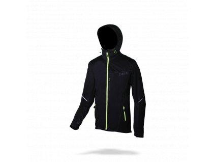 11084 bbw 268 deltashield jacket black neonyellow hoodie 2906926872