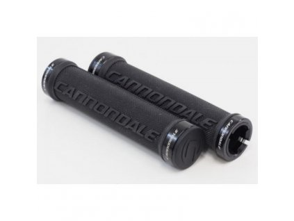 new cannondale dual locking grips 142mm length 29mm diameter black 4dd19f7bfc7490e26b083cc0f0768fe2