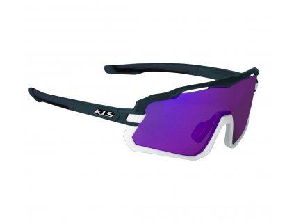 Sluneční brýle KLS Cyclone FF, Abbys Blue