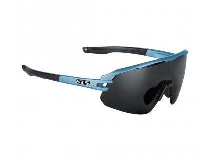 Sluneční brýle KLS Cyclone HF, Sky Blue