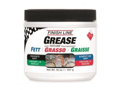 vazelina grease finish line