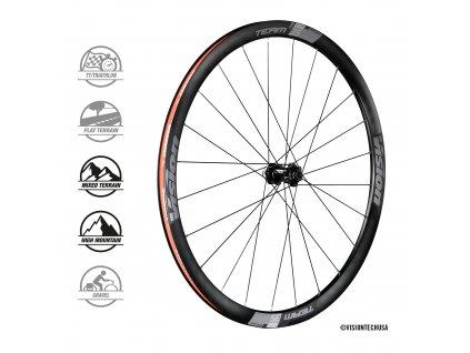 vision wheels team 35 disc chtl front