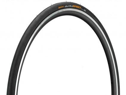 Continental Ultra Sport II 28 Folding Tyre black 23 622 36745 224695 1534838259