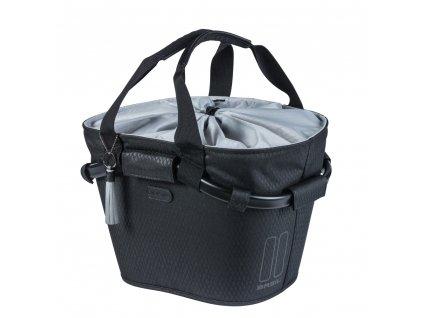Košík na řidítka Basil Noir Carry 11254