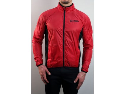 Bunda HAVEN FeatherLite Breath red/black